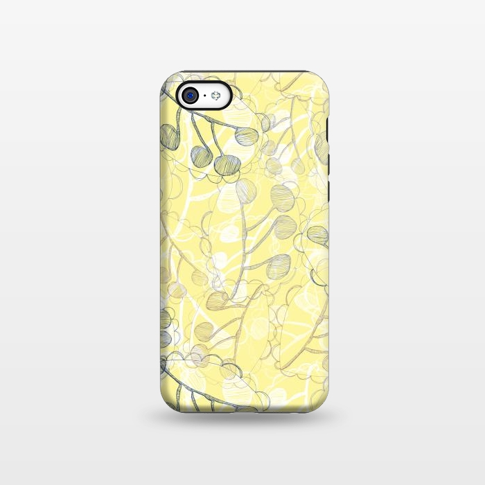 AC1338502, Phone Cases, iPhone 5C, StrongFit, Rachael Taylor, Ghost Leaves, Designers,