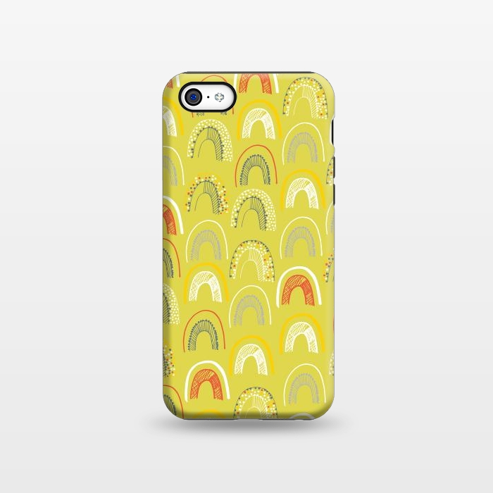 AC1338509, Phone Cases, iPhone 5C, StrongFit, Rachael Taylor, Rainbow Path, Designers,