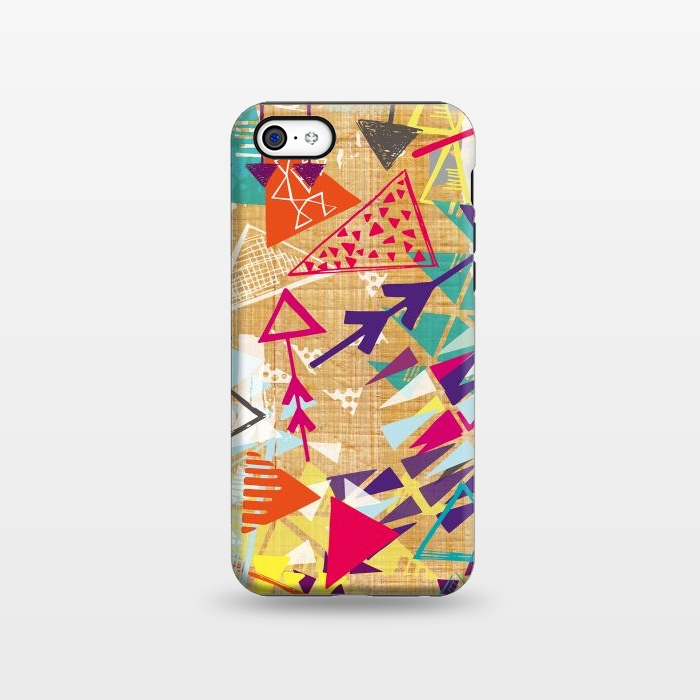 AC1338551, Phone Cases, iPhone 5C, StrongFit, Rachael Taylor, Tribal Arrows, Designers,