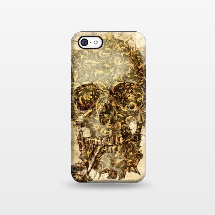 AC1338635, Phone Cases, iPhone 5C, StrongFit, Diego Tirigall, LORD SKULL 2, Designers,