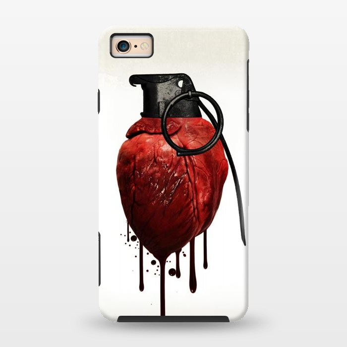 AC1343185, Phone Cases, iPhone 6/6s, StrongFit, Nicklas Gustafsson, Heart Grenade, Designers,