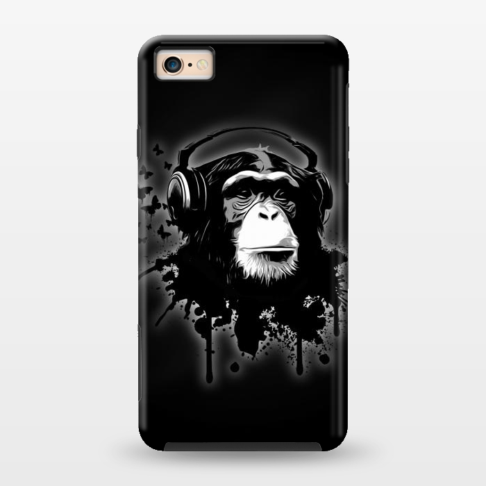 AC1343421, Phone Cases, iPhone 6/6s, StrongFit, Nicklas Gustafsson, Monkey business Black, Designers,
