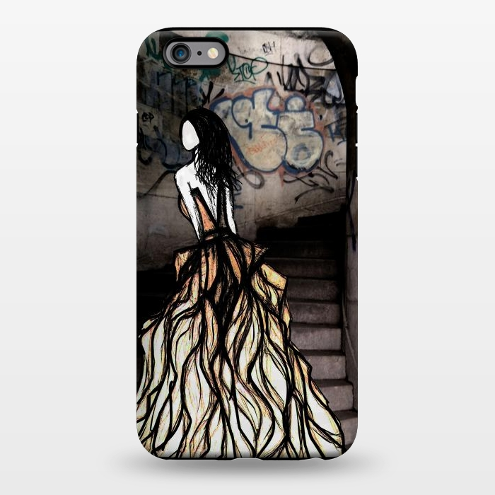 AC134411, Phone Cases, iPhone 6/6s plus, StrongFit, Amy Smith, Escape, Designers,
