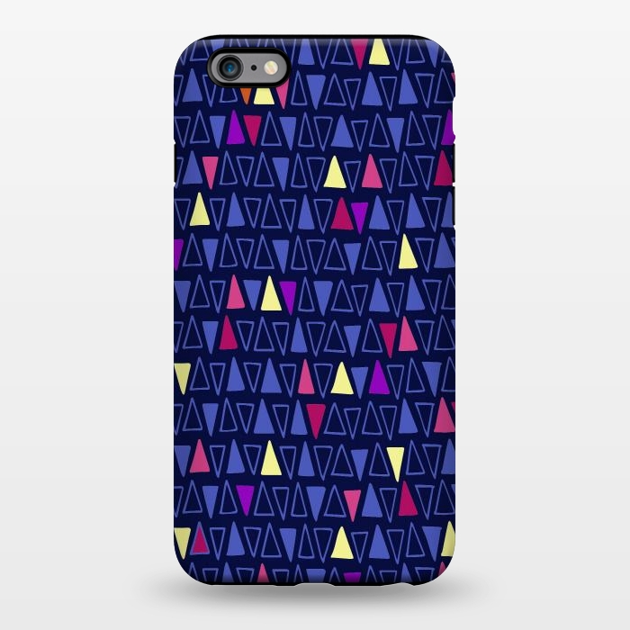 Iphone 6 6s Plus Cases Midnight Triangles By Rhiannon