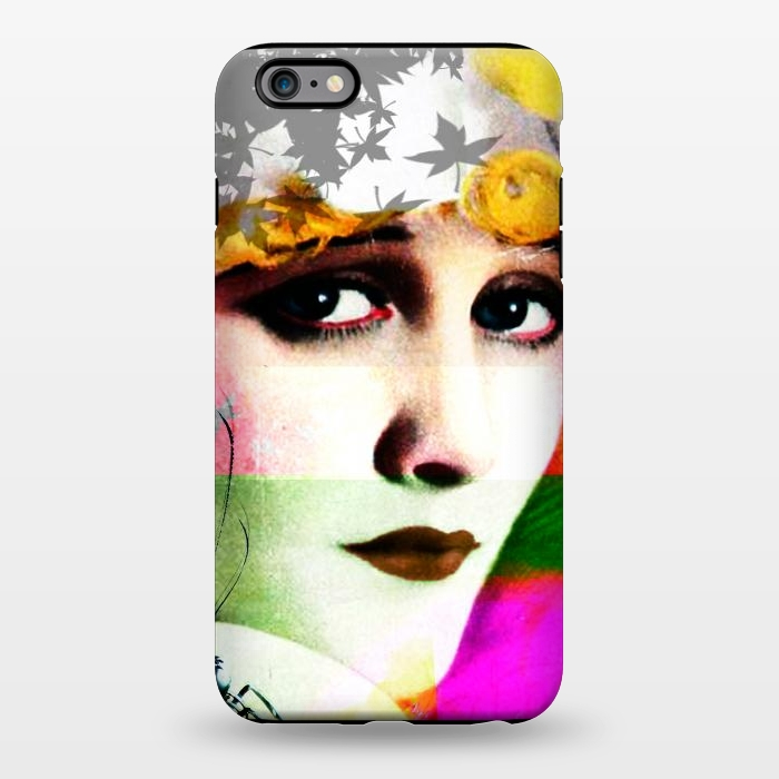 AC1344145, Phone Cases, iPhone 6/6s plus, StrongFit, Brandon Combs, Miss Moon, Designers,