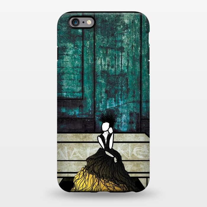 AC134415, Phone Cases, iPhone 6/6s plus, StrongFit, Amy Smith, Waiting, Designers,