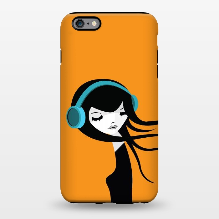 AC1344164, Phone Cases, iPhone 6/6s plus, StrongFit, Volkan Dalyan, Flow in the Music, Designers,