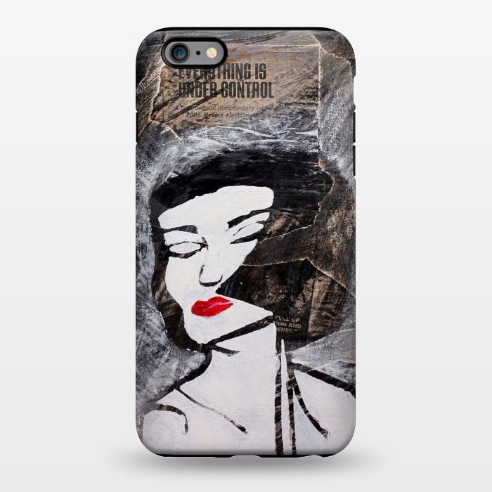 AC134417, Phone Cases, iPhone 6/6s plus, StrongFit, Amy Smith, Under Control, Designers,