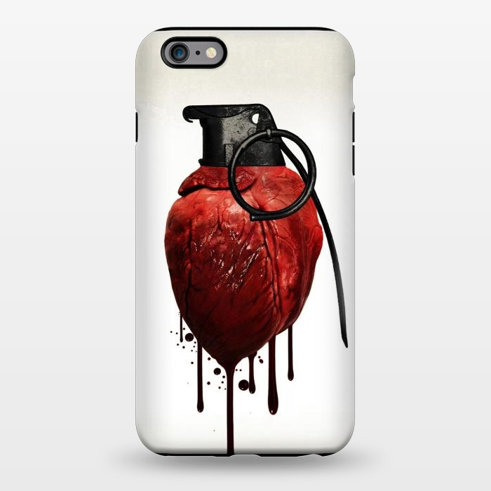 AC1344185, Phone Cases, iPhone 6/6s plus, StrongFit, Nicklas Gustafsson, Heart Grenade, Designers,
