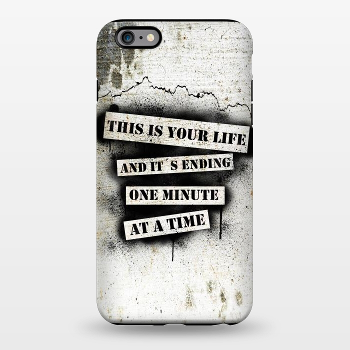 AC1344188, Phone Cases, iPhone 6/6s plus, StrongFit, Nicklas Gustafsson, This is your life, Designers,