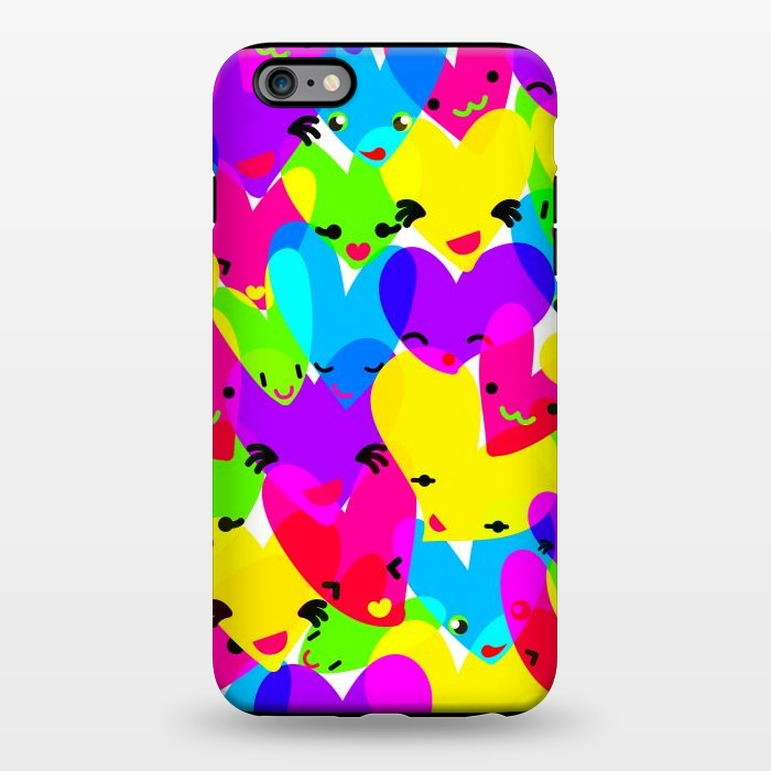 AC1344230, Phone Cases, iPhone 6/6s plus, StrongFit, MaJoBV, Sweet Hearts, Designers,