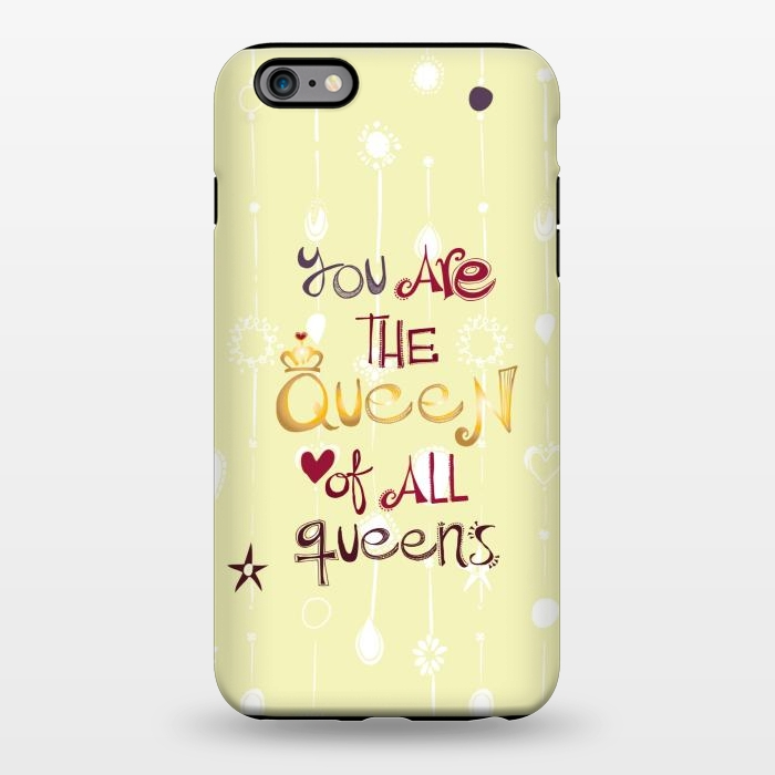 AC1344238, Phone Cases, iPhone 6/6s plus, StrongFit, MaJoBV, Queen Of All Queens, Designers,