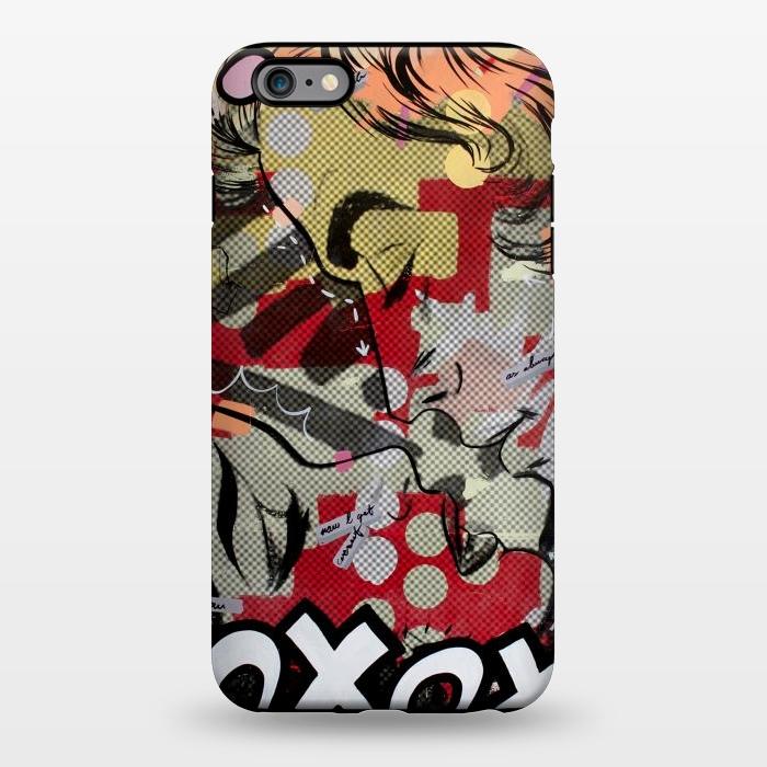 AC1344241, Phone Cases, iPhone 6/6s plus, StrongFit, Dan Monteavaro, Between Us, Designers,