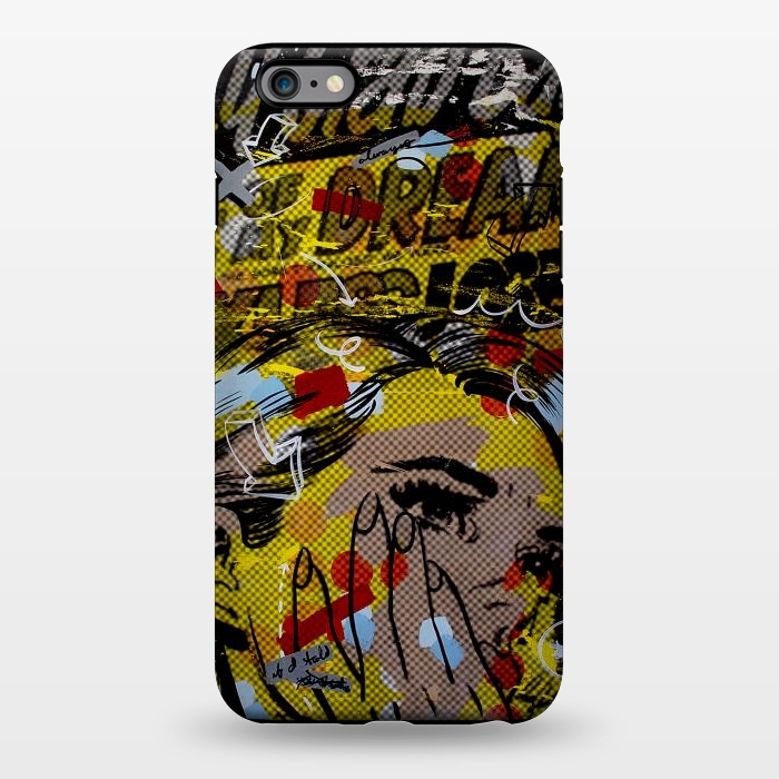 AC1344244, Phone Cases, iPhone 6/6s plus, StrongFit, Dan Monteavaro, Lucky Grad, Designers,