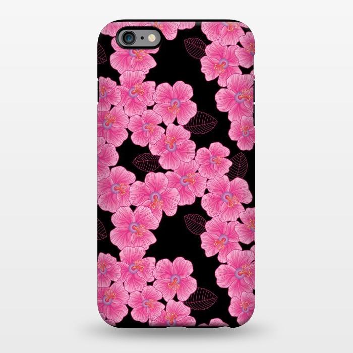 AC1344251, Phone Cases, iPhone 6/6s plus, StrongFit, Julia Grifol, Pinkon Black, Designers,