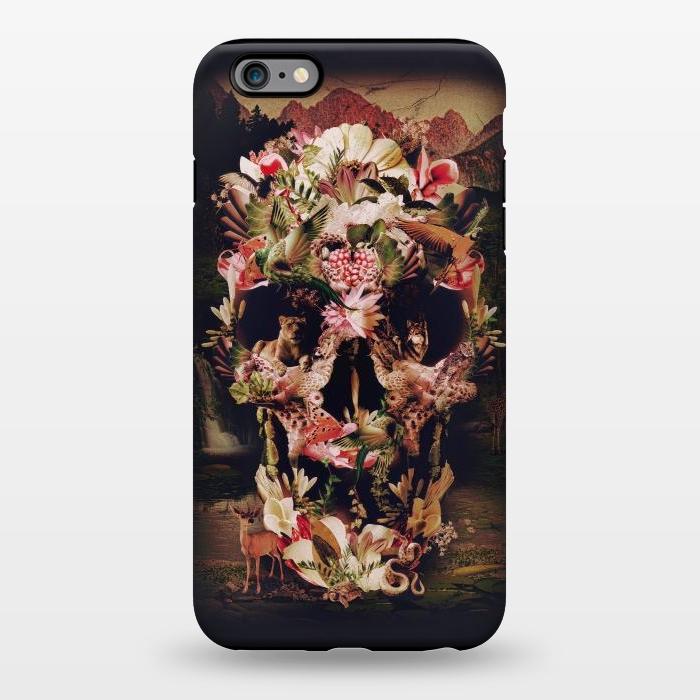 AC1344273, Phone Cases, iPhone 6/6s plus, StrongFit, Ali Gulec, Jungle Skull, Designers,