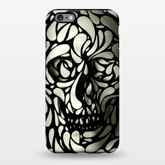 AC1344275, Phone Cases, iPhone 6/6s plus, StrongFit, Ali Gulec, Skull 4, Designers,