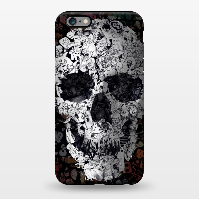 AC1344278, Phone Cases, iPhone 6/6s plus, StrongFit, Ali Gulec, Doodle, Designers,