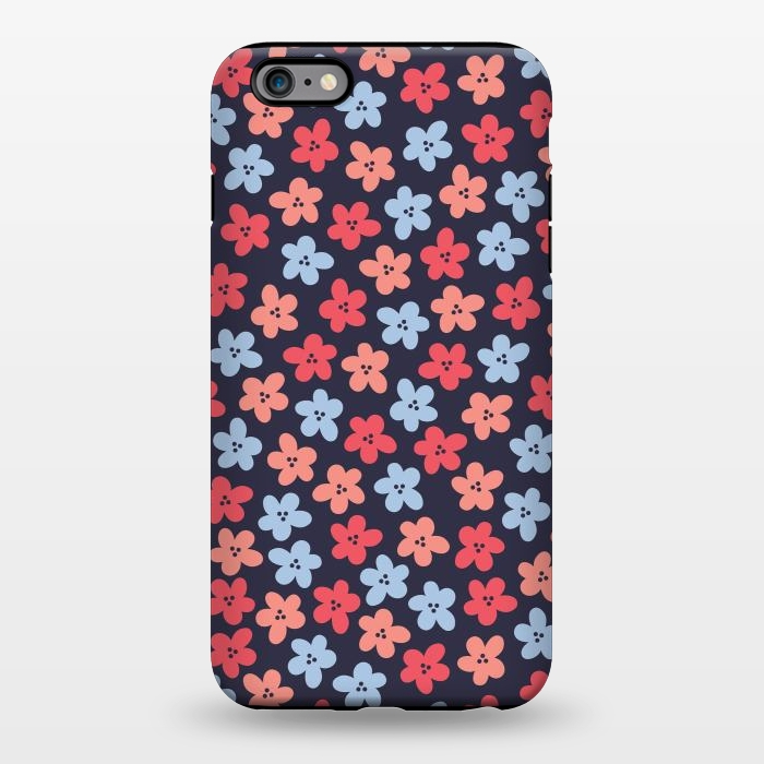 AC1344285, Phone Cases, iPhone 6/6s plus, StrongFit, Rosie Simons, Amelia Ditsy, Designers,