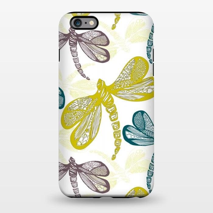 AC1344311, Phone Cases, iPhone 6/6s plus, StrongFit, Julie Hamilton, Dragon fly, Designers,