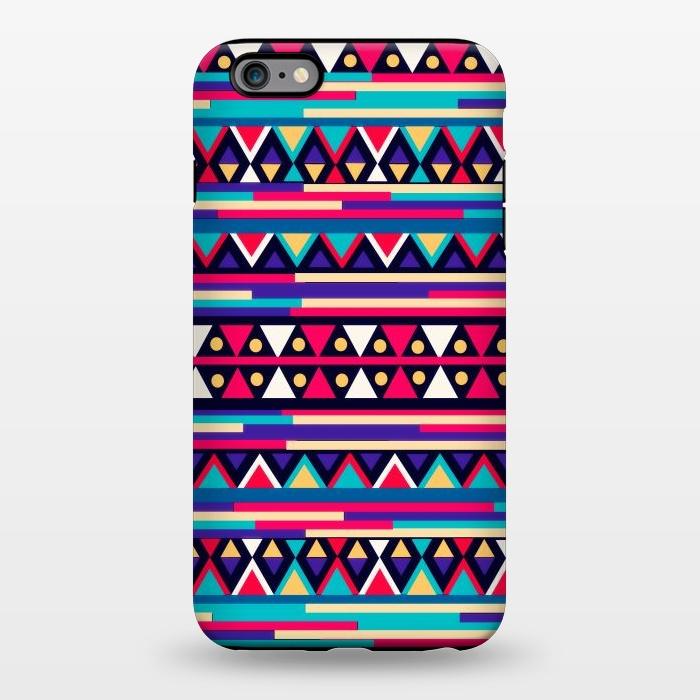 AC1344333, Phone Cases, iPhone 6/6s plus, StrongFit, Nika Martinez, Tribal Aztec, Designers,