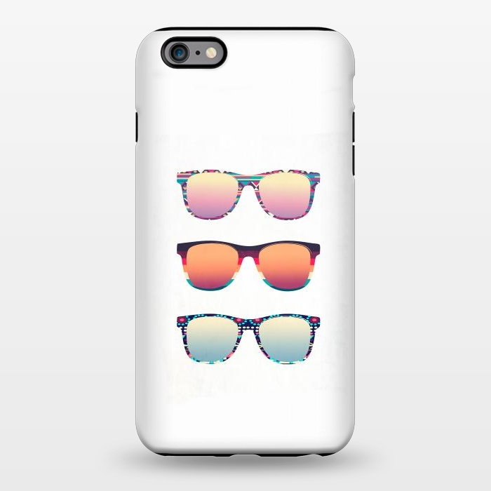 AC1344335, Phone Cases, iPhone 6/6s plus, StrongFit, Nika Martinez, Put your Glasses On, Designers,