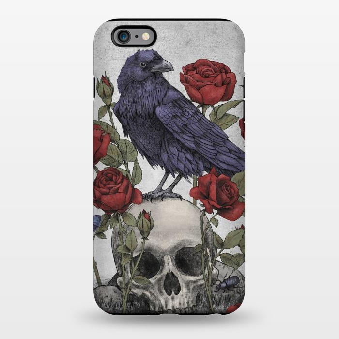 AC1344372, Phone Cases, iPhone 6/6s plus, StrongFit, Terry Fan, Memento Mori, Designers,