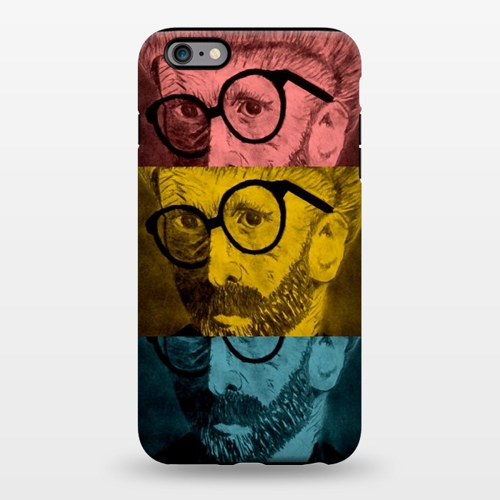 AC1344390, Phone Cases, iPhone 6/6s plus, StrongFit, Josie Steinfort , Hipster Van Goghe, Designers,