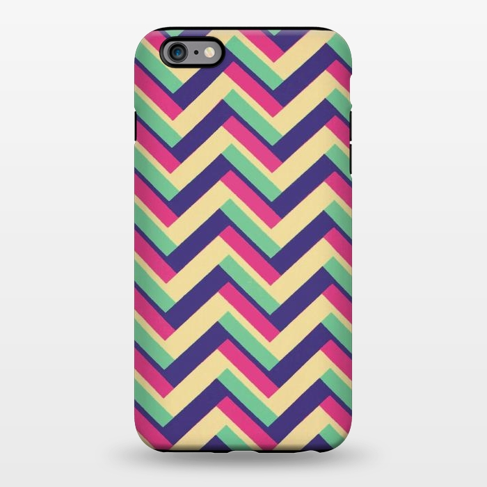 AC1344394, Phone Cases, iPhone 6/6s plus, StrongFit, Josie Steinfort , 3D Chevron, Designers,