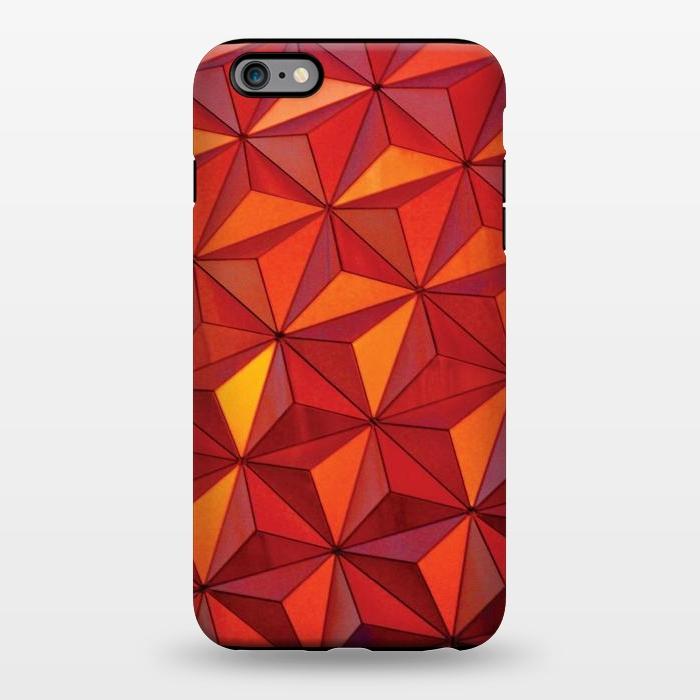 AC1344397, Phone Cases, iPhone 6/6s plus, StrongFit, Josie Steinfort , Geometric Epcot, Designers,
