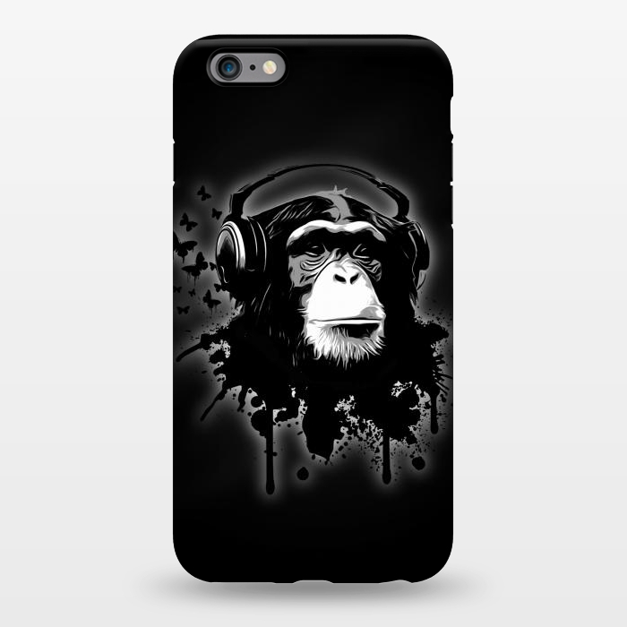 AC1344421, Phone Cases, iPhone 6/6s plus, StrongFit, Nicklas Gustafsson, Monkey business Black, Designers,