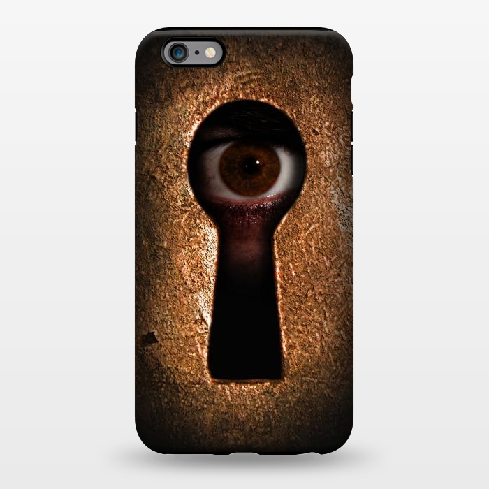 AC1344423, Phone Cases, iPhone 6/6s plus, StrongFit, Nicklas Gustafsson, Who is watching you, Designers,
