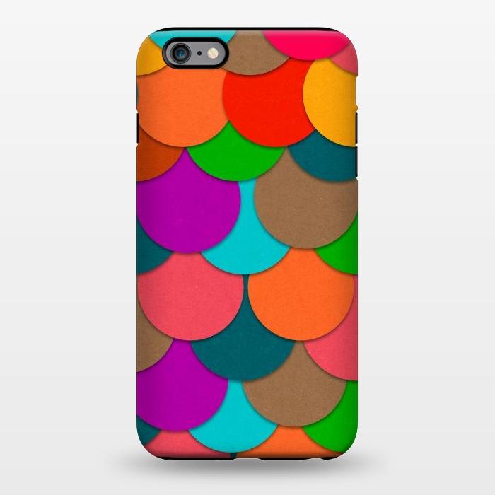 AC1344444, Phone Cases, iPhone 6/6s plus, StrongFit, Eleaxart, Circles, Designers,