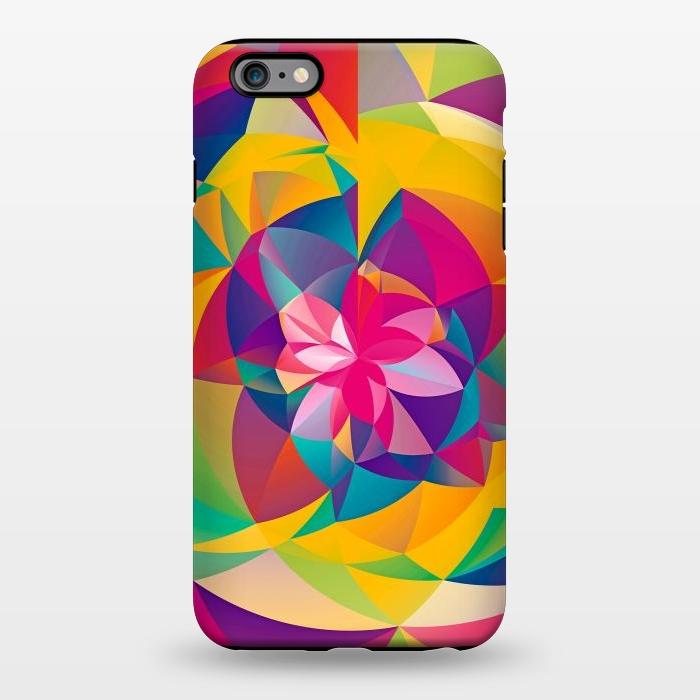 AC1344448, Phone Cases, iPhone 6/6s plus, StrongFit, Eleaxart, Acid Blossom, Designers,