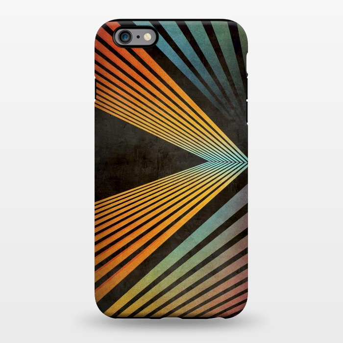 AC1344462, Phone Cases, iPhone 6/6s plus, StrongFit, Diego Tirigall, CRAZY RANIBOW 2, Designers,