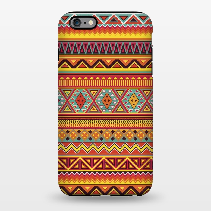 AC1344467, Phone Cases, iPhone 6/6s plus, StrongFit, Diego Tirigall, AZTEC PATTERN, Designers,