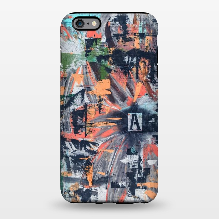 AC1344480, Phone Cases, iPhone 6/6s plus, StrongFit, Bruce Stanfield, Floral Inversion, Designers,