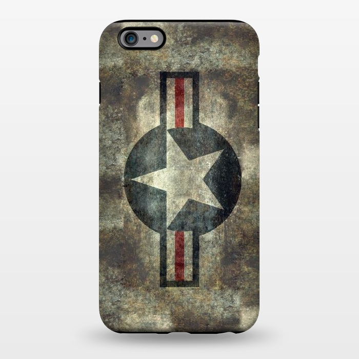 AC1344484, Phone Cases, iPhone 6/6s plus, StrongFit, Bruce Stanfield, Airforce Roundel Retro, Designers,