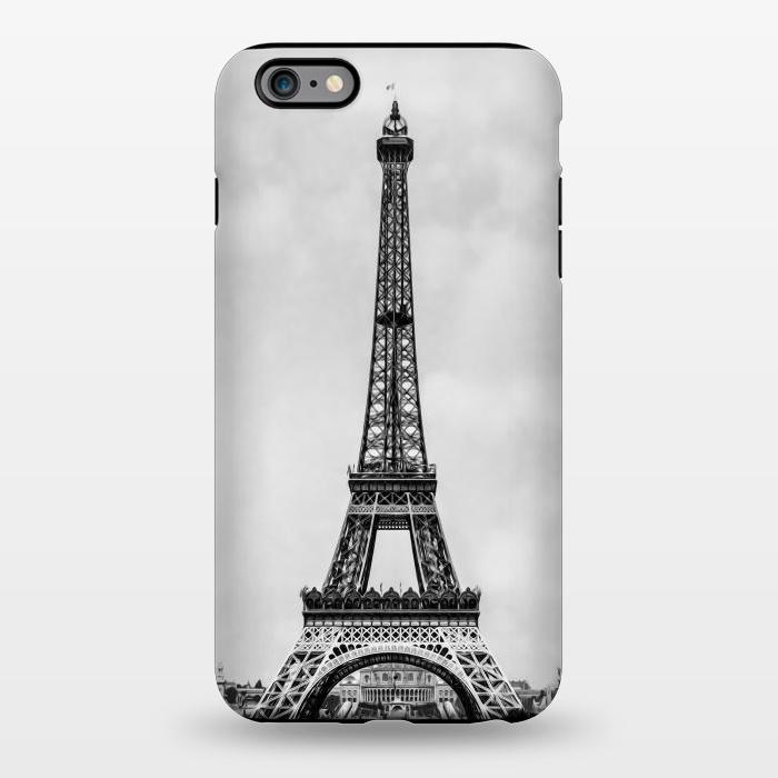 AC1344486, Phone Cases, iPhone 6/6s plus, StrongFit, Bruce Stanfield, Tour Eiffel Retro, Designers,