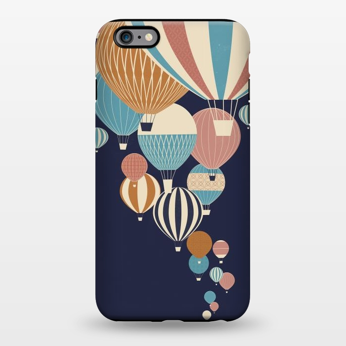 AC1344493, Phone Cases, iPhone 6/6s plus, StrongFit, Jay Fleck, Balloons, Designers,