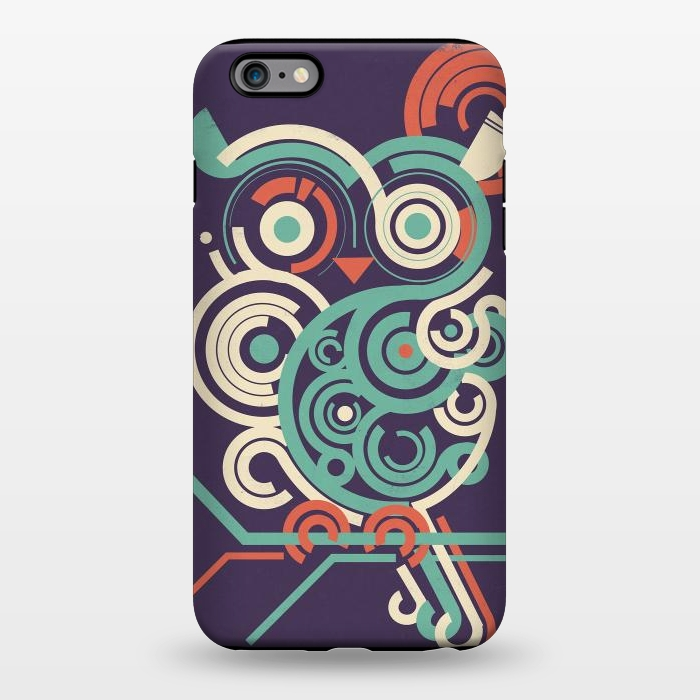 AC1344495, Phone Cases, iPhone 6/6s plus, StrongFit, Jay Fleck, Owl2pointO, Designers,
