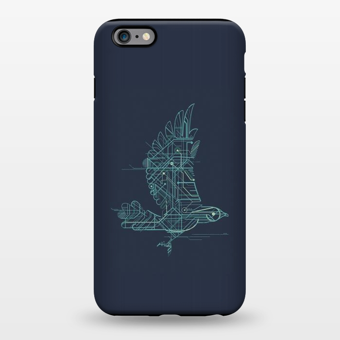 AC1344496, Phone Cases, iPhone 6/6s plus, StrongFit, Jay Fleck, Wind Up Bird, Designers,
