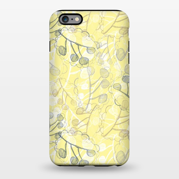 AC1344502, Phone Cases, iPhone 6/6s plus, StrongFit, Rachael Taylor, Ghost Leaves, Designers,