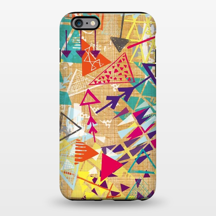 AC1344551, Phone Cases, iPhone 6/6s plus, StrongFit, Rachael Taylor, Tribal Arrows, Designers,