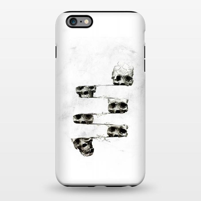 AC1344561, Phone Cases, iPhone 6/6s plus, StrongFit, Ali Gulec, Skull 3, Designers,