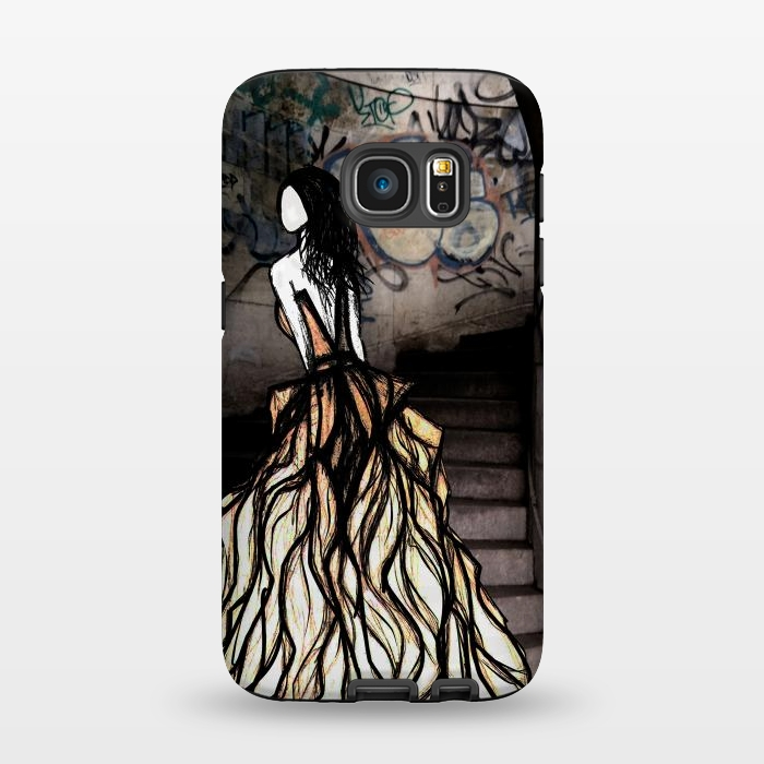AC134511, Phone Cases, Galaxy S7, StrongFit, Amy Smith, Escape, Designers,