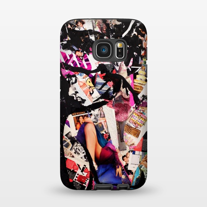 AC134512, Phone Cases, Galaxy S7, StrongFit, Amy Smith, F_cked, Designers,