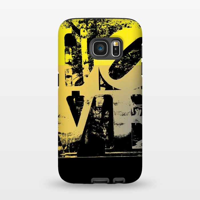 AC134513, Phone Cases, Galaxy S7, StrongFit, Amy Smith, Philadelphia Love, Designers,
