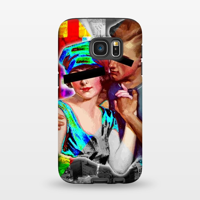 AC1345141, Phone Cases, Galaxy S7, StrongFit, Brandon Combs, Anonymous, Designers,