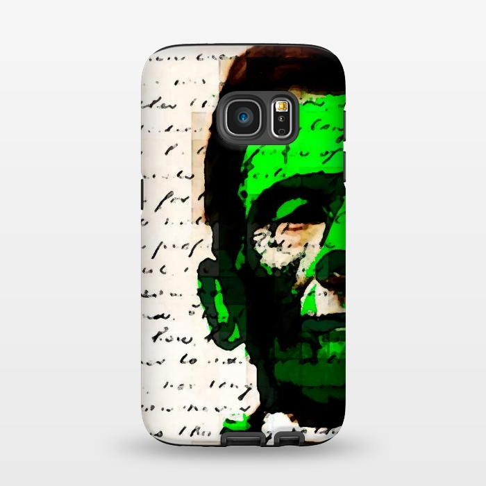 AC1345144, Phone Cases, Galaxy S7, StrongFit, Brandon Combs, Lincolnstein, Designers,